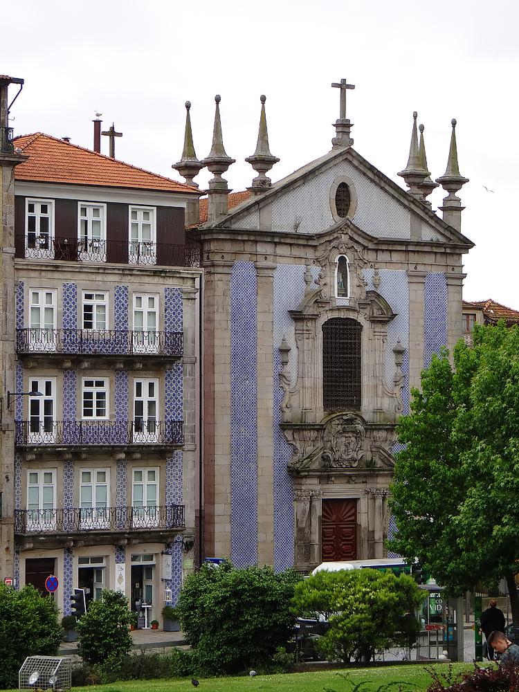 Le baroque revu et corrigé à Porto
