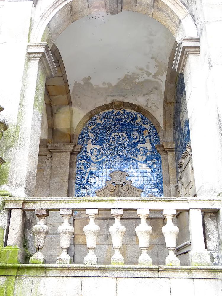 Baroquisme et azulejos