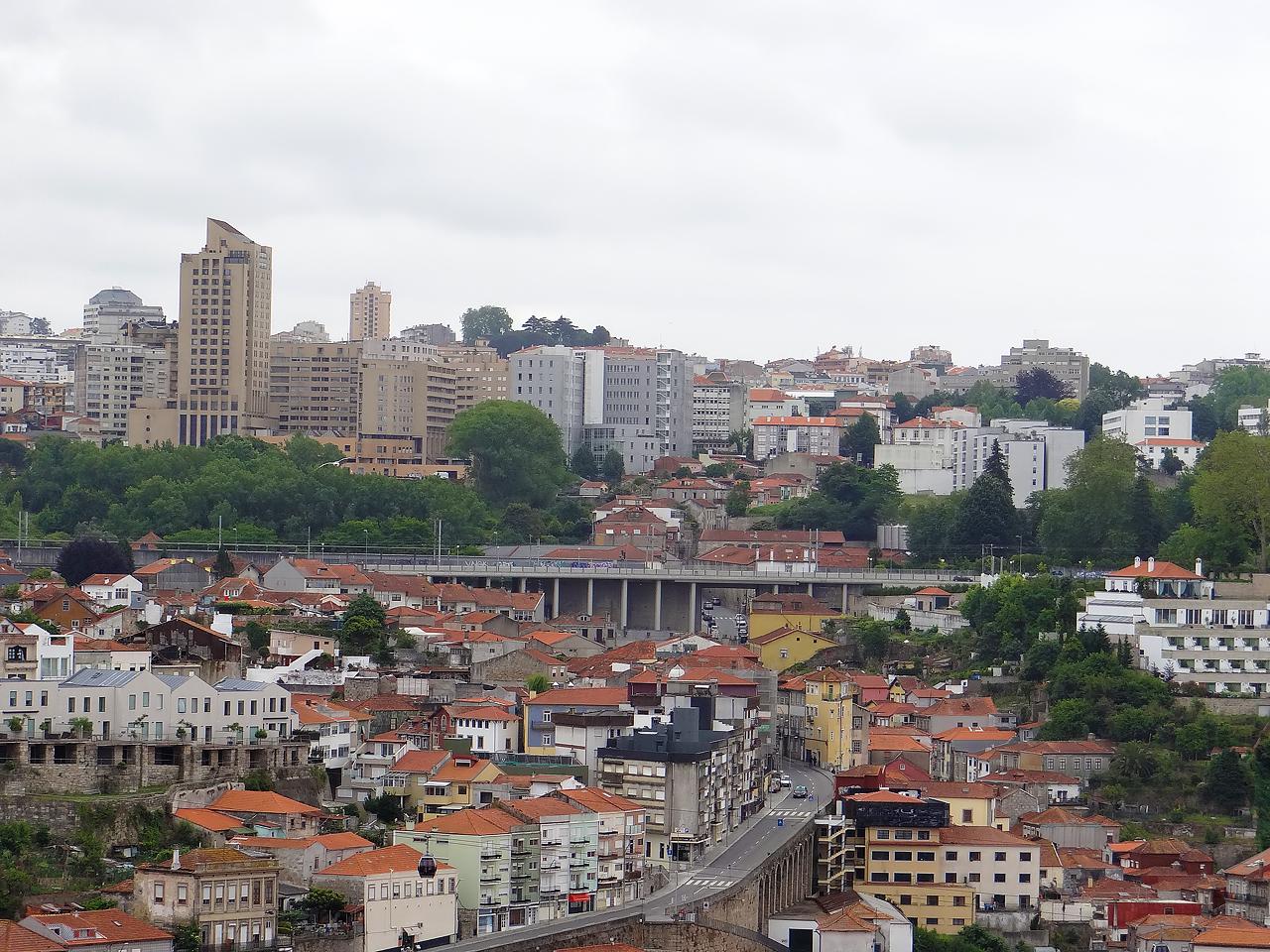 Porto, vue générale