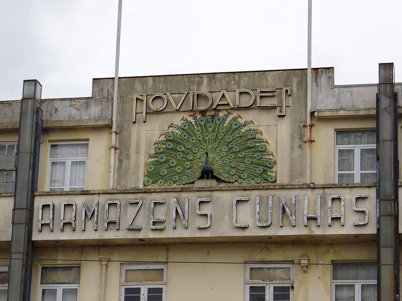 Style Art nouveau à Porto