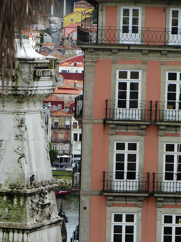 Style pombalin à Porto