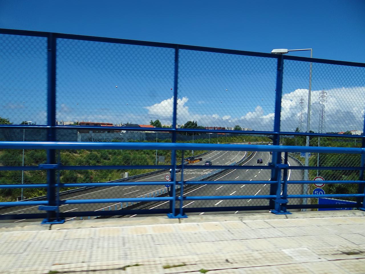 L'A20 à Matosinhos