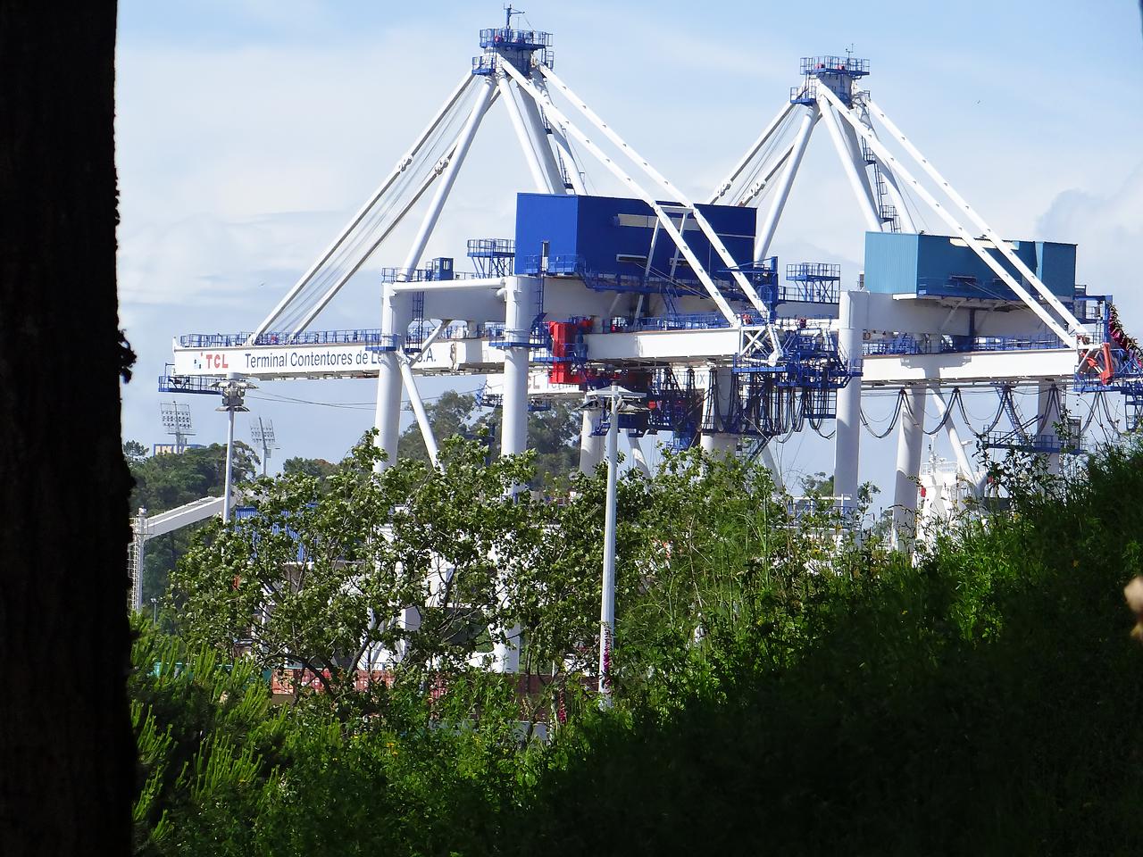 Porto ville industrielle