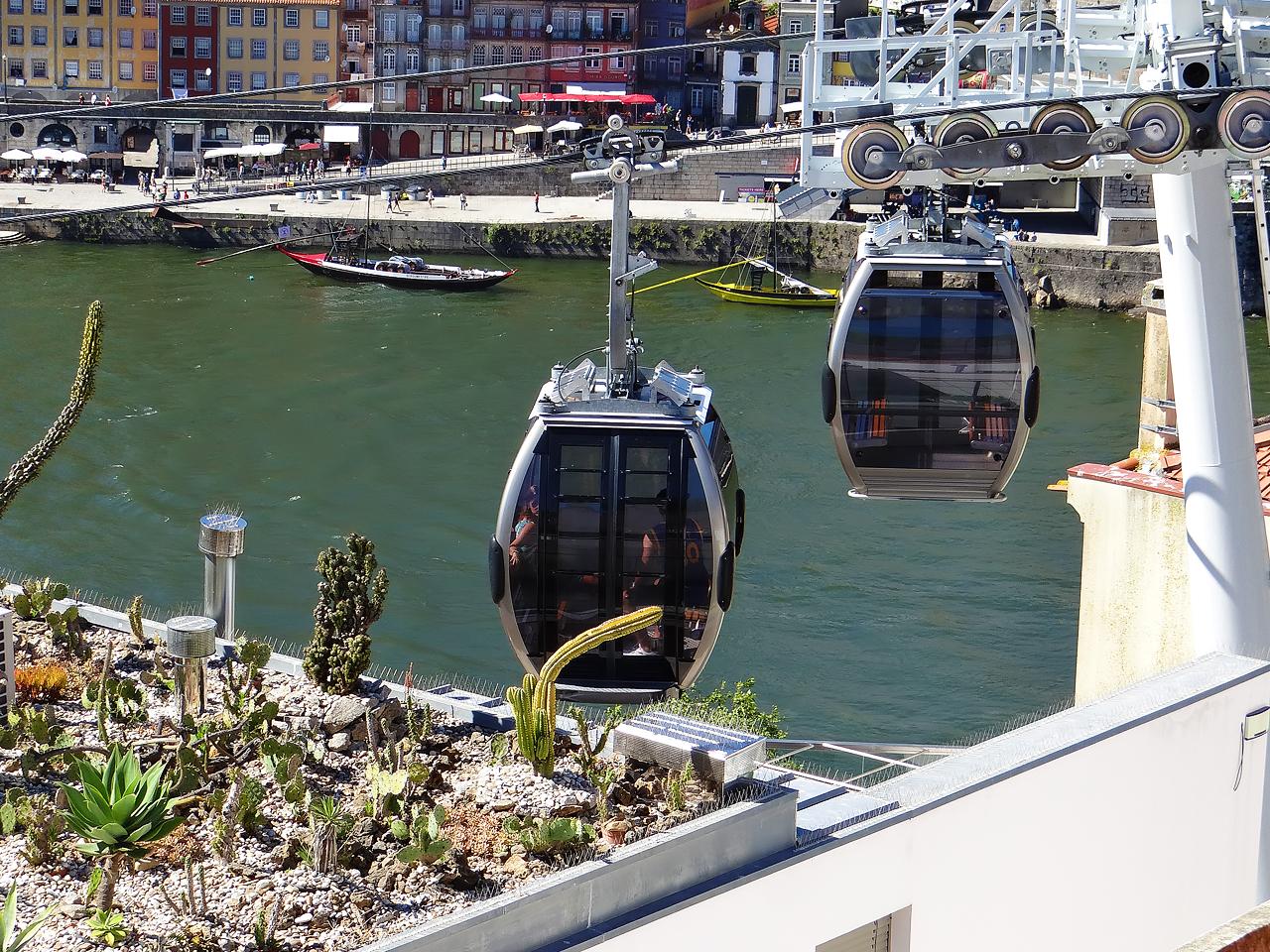 Téléphérique de Porto