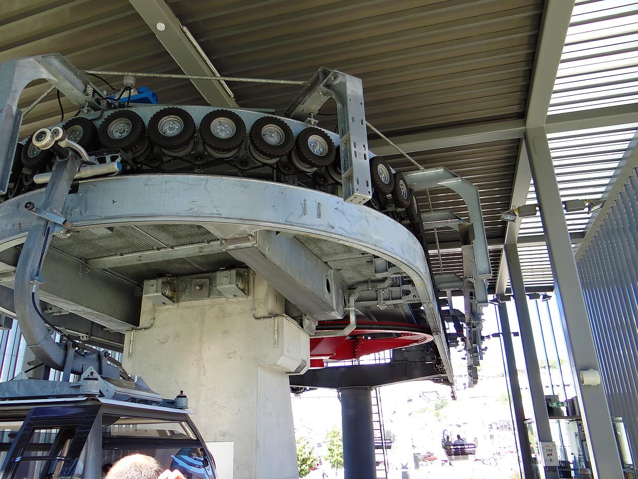 Machinerie du Téléphérique de Porto
