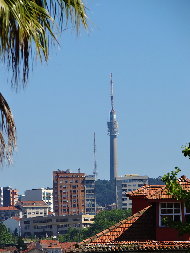 Vila Nova de Gaia TV Tower