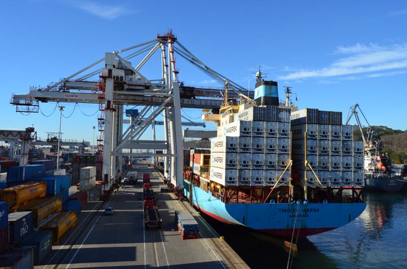 Port de Leixões (avec l'aimable autorisation du Port)