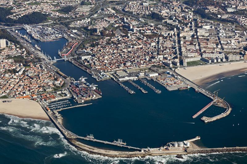 Porto de Leixões (avec l'aimable autorisation du Port)