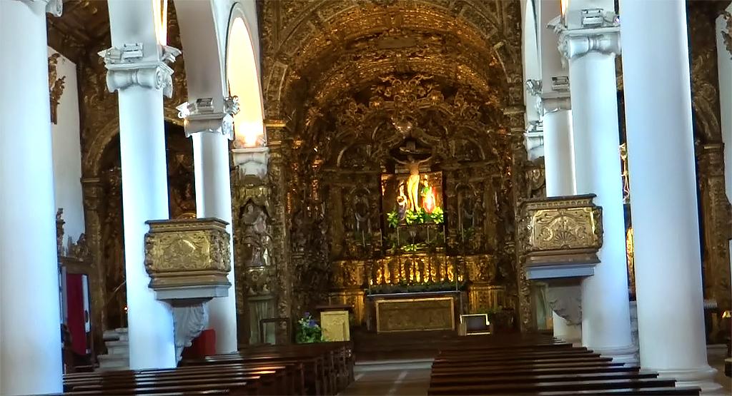 Iglesia do Bom Jesús de Matosinhos