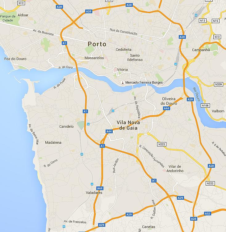 Le périphérique de Porto